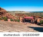 Red Rocks Amphitheater  Denver  ...