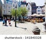 aachen  germany   june 6 ... | Shutterstock . vector #141840328