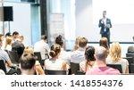 business and entrepreneurship... | Shutterstock . vector #1418554376