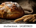 Freshly Baked Traditional Bread ...