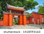 The Gate Of Taiwan's Confucian...