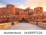 Agra Fort   Historic Red...