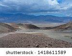 Death Valley  California   Usa...