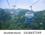 danang  vietnam   june 1  2019  ... | Shutterstock . vector #1418657249