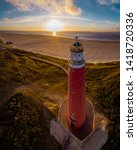 Lighthouse Texel Netherlands ...