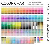 color chart. print test page....