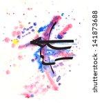 astrology sign sagittarius   Shutterstock . vector #141873688