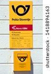 piran slovenia 05 19 2019 ... | Shutterstock . vector #1418896163