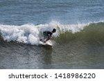 panama   march 04  2019 ...   Shutterstock . vector #1418986220