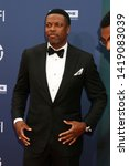 Small photo of LOS ANGELES - JUN 6: Chris Tucker at the AFI Honors Denzel Washington at the Dolby Theater on June 6, 2019 in Los Angeles, CA