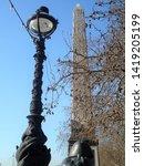 london england   march 28  2012 ...   Shutterstock . vector #1419205199