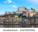 scenic view on the historical... | Shutterstock . vector #1419354206