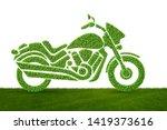 Green Environmentally Friendly...