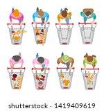 vector set. people with...   Shutterstock .eps vector #1419409619