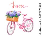 Summer Clipart With Hand...