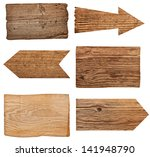 collection of various  empty... | Shutterstock . vector #141948790