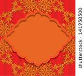 graphic element. | Shutterstock .eps vector #141950500
