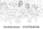 vector illustration for... | Shutterstock .eps vector #1419566036