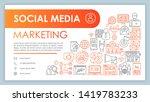 smm web banner  business card...