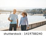 fit senior man in good shape... | Shutterstock . vector #1419788240