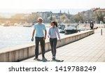 fit senior man in good shape... | Shutterstock . vector #1419788249