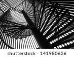 Metal Modern Spiral Staircase...