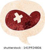 cartoon injured gall bladder...   Shutterstock .eps vector #1419924806