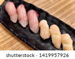 japanese traditionally food ... | Shutterstock . vector #1419957926