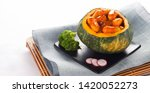 korean spicy food on a plate | Shutterstock . vector #1420052273