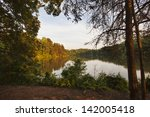 Lake Norman In The Piedmont Of...