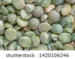 close up of dried peas... | Shutterstock . vector #1420106246