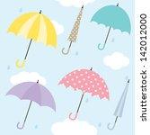 vector illustration of... | Shutterstock .eps vector #142012000