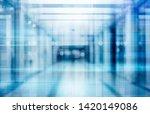 abstract defocused blurred... | Shutterstock . vector #1420149086