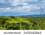 rural countryside in italy... | Shutterstock . vector #1420182863