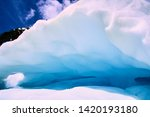 A Glacier Heli Hike In New...