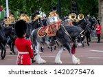 London Uk  June 2019. Military...