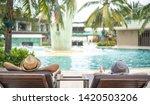 Summer Resort Hotel Stay...