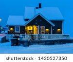 Norway  Kirkenes  Cosy Wooden...