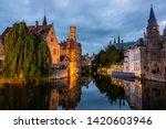 Beautiful Medieval Town Bruges...