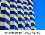 exterior of luxury building... | Shutterstock . vector #142078759