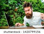caffeine booster for... | Shutterstock . vector #1420799156