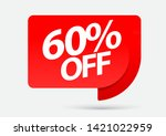 sale of special offers.... | Shutterstock .eps vector #1421022959