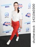 Small photo of LONDON, UK. June 08, 2019: Sigrid poses on the media line before performing at the Summertime Ball 2019 at Wembley Arena, London Picture: Steve Vas/Featureflash