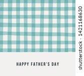 simple typographic design... | Shutterstock .eps vector #1421168630