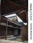 Small photo of Shodaibu (high steward) room of the Kyoto Imperial Palace in Japan