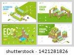 minimal modern concept of... | Shutterstock .eps vector #1421281826