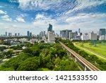 city space of accommodations ...   Shutterstock . vector #1421533550