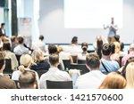 business and entrepreneurship... | Shutterstock . vector #1421570600
