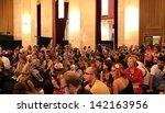 venice   september 8  people...   Shutterstock . vector #142163956