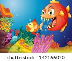illustration of the colorful... | Shutterstock . vector #142166020